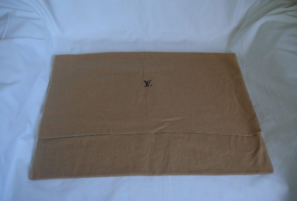 """AUTHENTIC Louis Vuitton Cotton Dust Bag 18"""" x 13.25"""""""
