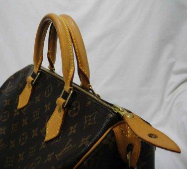 AUTHENTIC Pre Owned Louis Vuitton Monogram SPEEDY 30