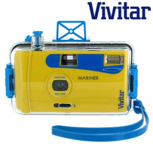 VIVITAR® WATERPROOF 35MM CAMERA