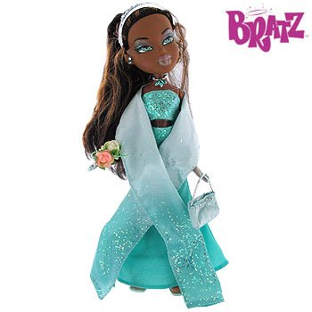 MGA ENTERTAINMENT® BRATZ FORMAL FUNK DOLL