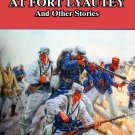 Siege at Fort Lyautey and Other Stories by Charles Culbertson