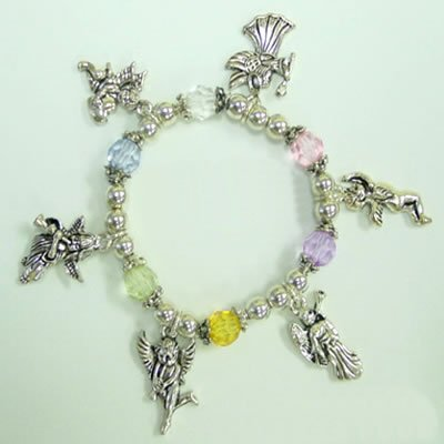 Kids Angel bracelets