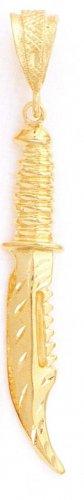 24K Gold Charm