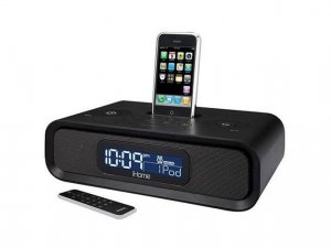 iHOME CLOCK RADIO high resolution self recording spy camera [640x480]