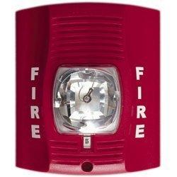 SecureGuard AC Powered Fire Strobe Light Nanny Camera