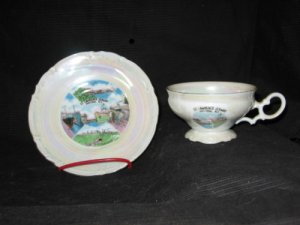 St Lawrence Seaway Cup & Saucer