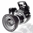 Multifunction Pop-Up Flash Zoom Digital Camera Wide-Angle Lens