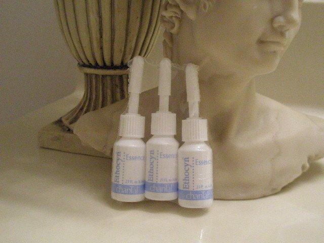 Chantal Ethocyn Essence Serum 3 Vials Vial 90 Day Supply!  Sealed and Fresh! SALE!