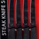 Steak Knife Set / Royal Norfolk Cutlery Item SA10001