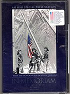 In Memoriam New Your City 9/11/01,World Trade Center, DVD / SA00004