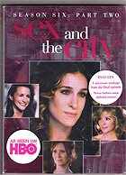 Sex and the City DVD / Item #SA00005
