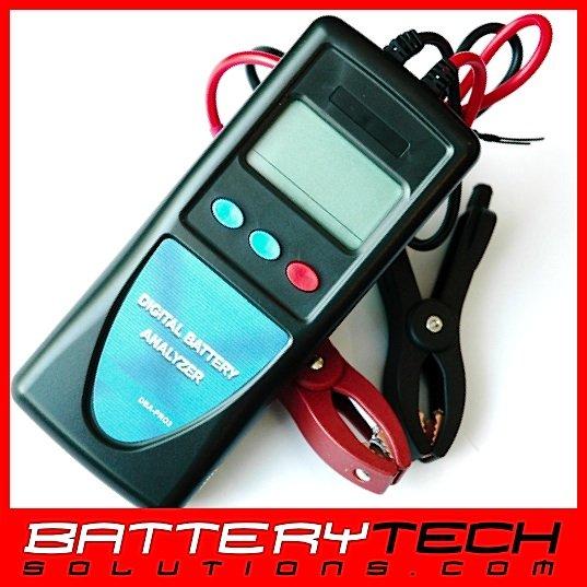 Automotive Digital Battery Analyzer/Tester PRO2 FREE SHIP OFFER*