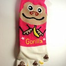 NEW~ Japanese Gorilla Five-Finger Socks
