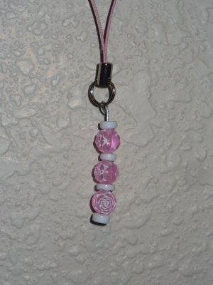 Charm - Pink Rose