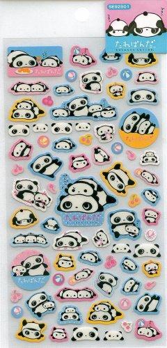 Kawaii San-X Tarepanda Japanese Stickers
