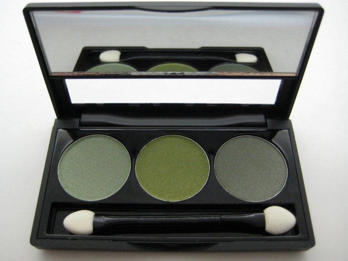 NYX Trio Eyeshadow #08 SPRING LEAF - LIME GREEN - GREEN TEA
