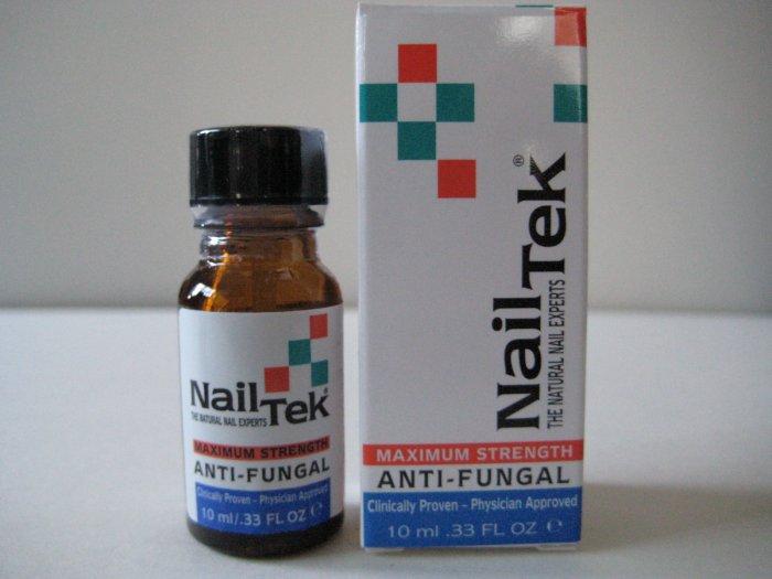 Nail Tek Anti-Fungal Maximum Strength 10ml/0.33oz