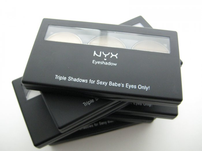 NYX Trio Eyeshadow YOU CHOOSE ANY 6 ($48 VALUE)