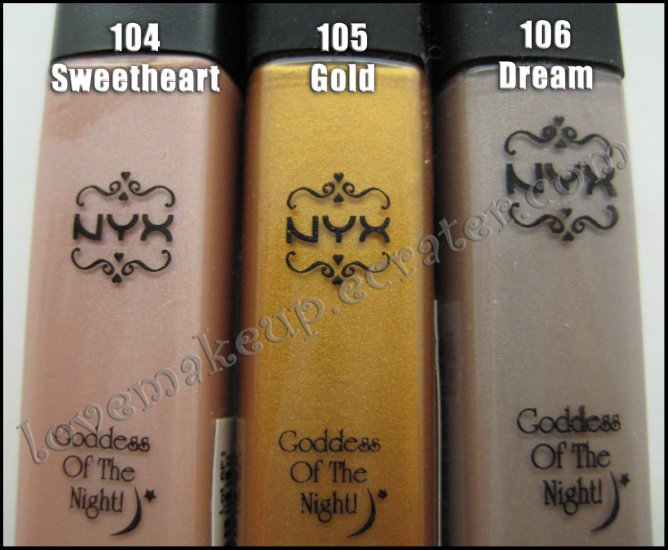NYX Mega Shine Lip Gloss - CHOOSE YOUR COLOR