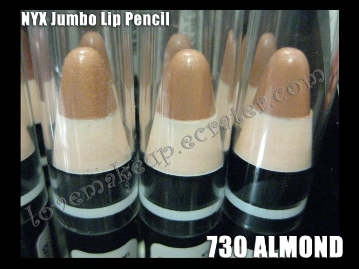 NYX Jumbo Pencil LIPSTICK #730 ALMOND