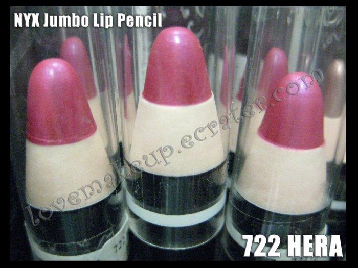 NYX Jumbo Pencil LIPSTICK #722 HERA