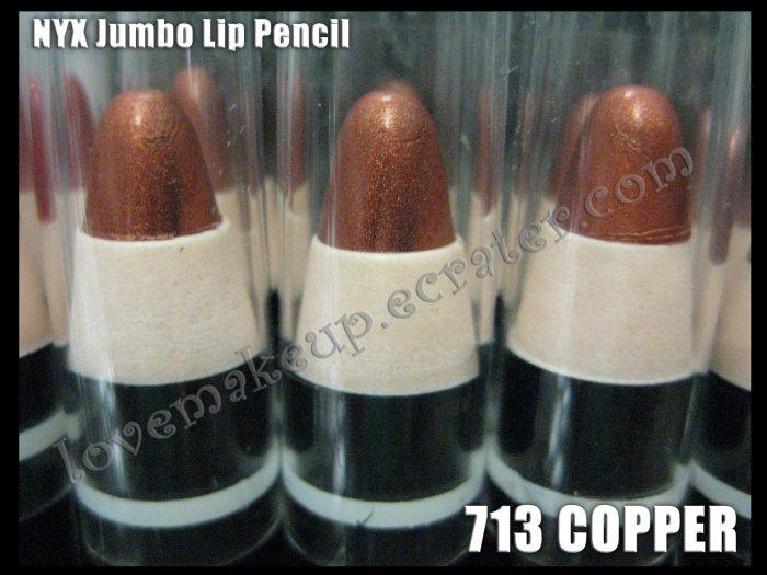 NYX Jumbo Pencil LIPSTICK #713 COPPER
