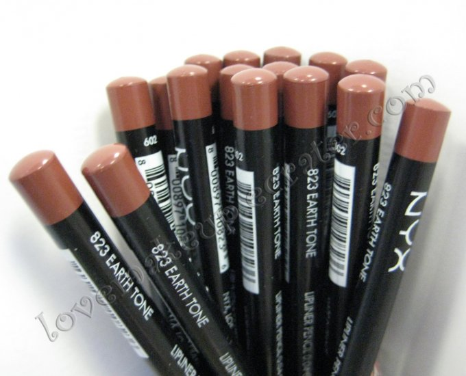 NYX Slim Pencil LIP LINER 823 EARTHTONE