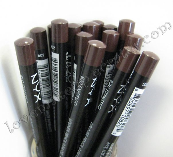 NYX Slim Pencil LIP LINER 820 ESPRESSO