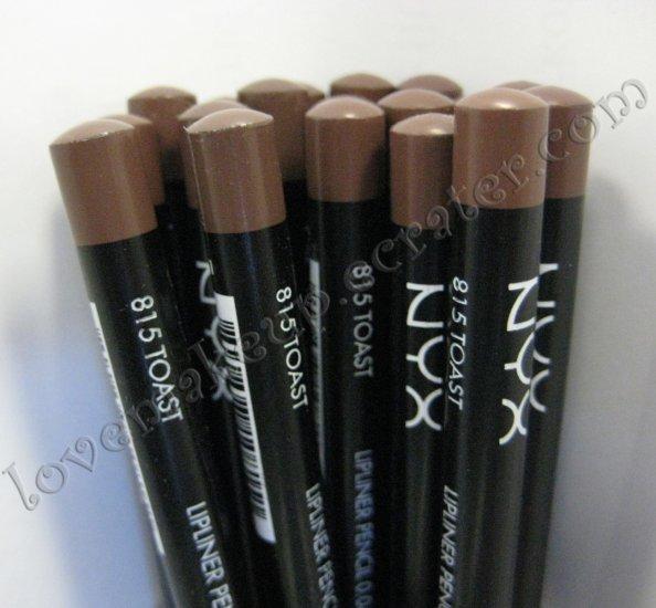 NYX Slim Pencil LIP LINER 815 TOAST