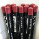 NYX Slim Pencil LIP LINER 813 PLUSH RED