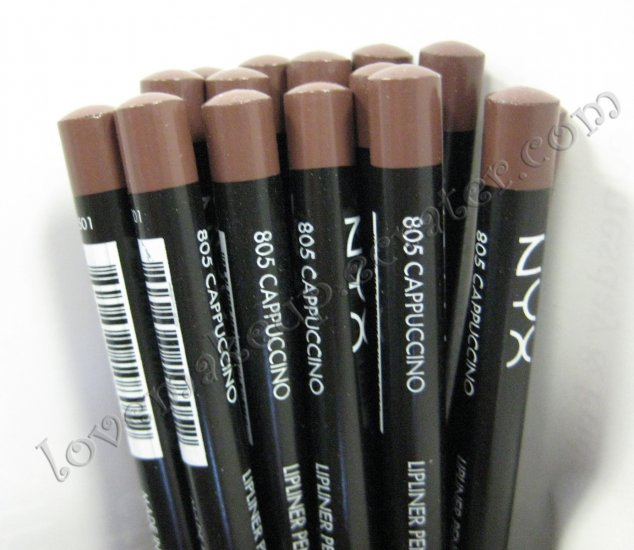 NYX Slim Pencil LIP LINER 805 CAPPUCCINO