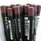 NYX Slim Pencil LIP LINER 803 BURGUNDY