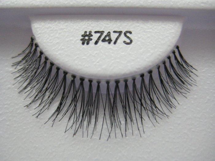 False Eyelashes 747s Comparable To Mac 4