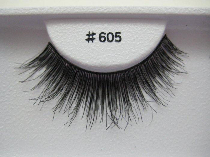 FALSE EYELASHES 605 [Comparable to MAC]