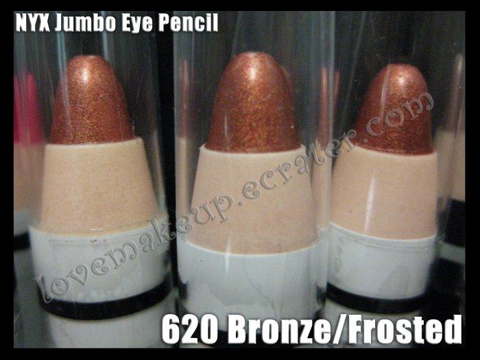 NYX Jumbo Eye EYESHADOW PENCIL 620 * BRONZE/FROSTEED *