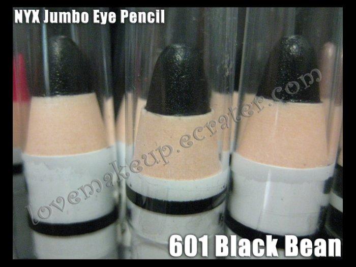 NYX Jumbo Eye EYESHADOW PENCIL 601 * BLACK BEAN *