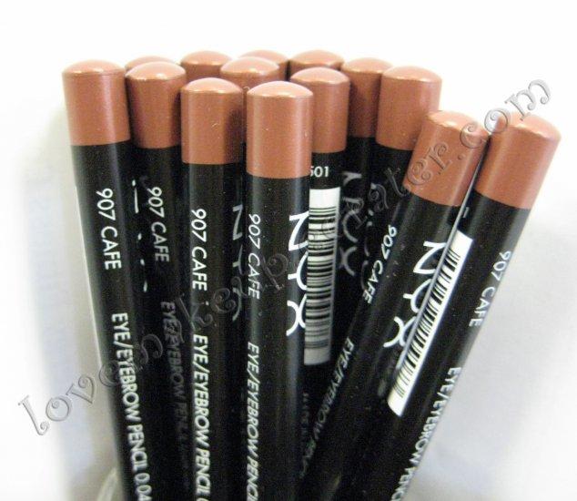NYX Slim Pencil EYE LINER EYEBROW LINER 907 CAFE