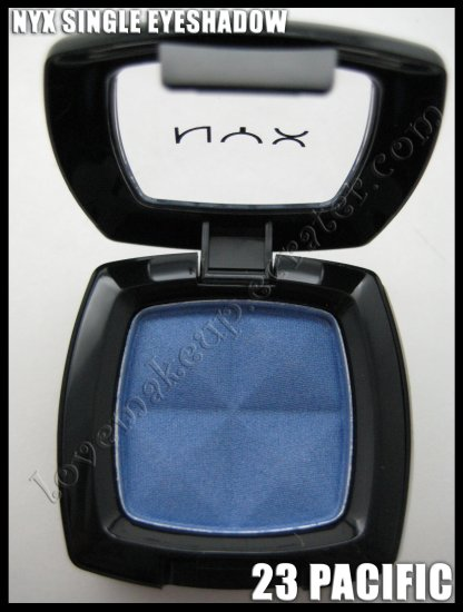 NYX Single EYESHADOW * 23 PACIFIC *
