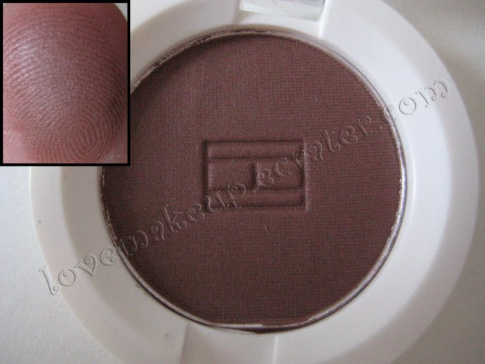 Tommy Hilfiger Wet-Dry Eyeshadow *LOYAL* [DEEP BURGUNDY BROWN]