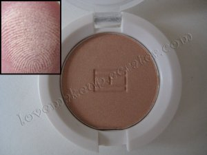 Tommy Hilfiger Wet-Dry Eyeshadow *SPIRITUAL* [PEACHY-GOLD SHIMMER]