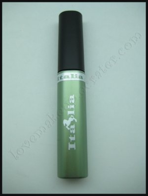 ITALIA LIQUID EYELINER WATERPROOF - METALLIC GREEN [metallic mid-tone green]