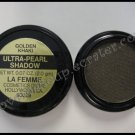 La Femme ULTRA PEARL EYE SHADOW - GOLDEN KHAKI