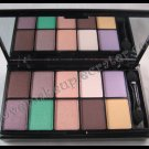 NYX 10 COLOR EYESHADOW PALETTES For Your Eyes Only - Brown Eyes