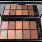 NYX 10 COLOR EYESHADOW PALETTES Runway Collection - 04 Catwalk