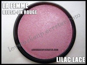 LA FEMME Blush-On Rouge - Lilac Lace