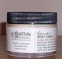 C.O Bigelow Lemon Body Cream