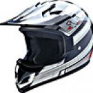 OFF ROAD HELMET A60605 BLACK KNIGHT - XS