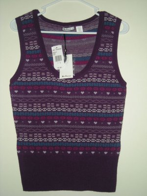 New Ben Sherman vest--> Size Small