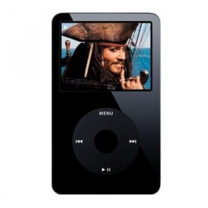 Apple 80 GB iPod AAC/MP3 Video Player Black (5.5 Generation)-Free Shipping!!!