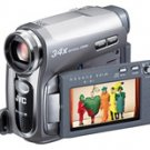 "JVC MiniDV Digital Camcorder with 2.7"" LCD Screen and 34x Digital Zoom-Free Shipping!!!"
